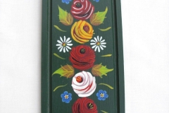 Wall Plaque Green